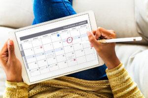 Ciclo menstrual ovulacion mujer